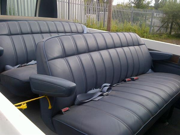 DODGE OPEN TOP 8 SEATER