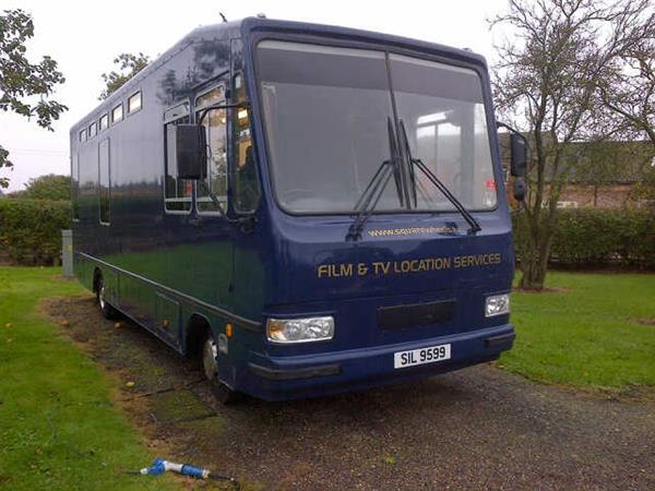2003 Daf. Accessible Mobile Office LEZ compliant