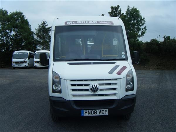 2008 VW Crafter 18 seater with Mellor Body