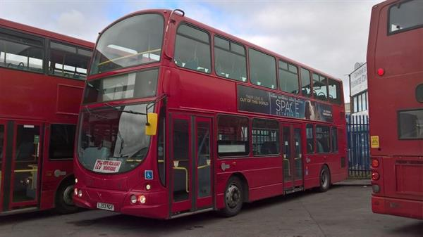 2003 Daf LEZ DDA COMPLIANT £12000 DOUBLE DECK BUS