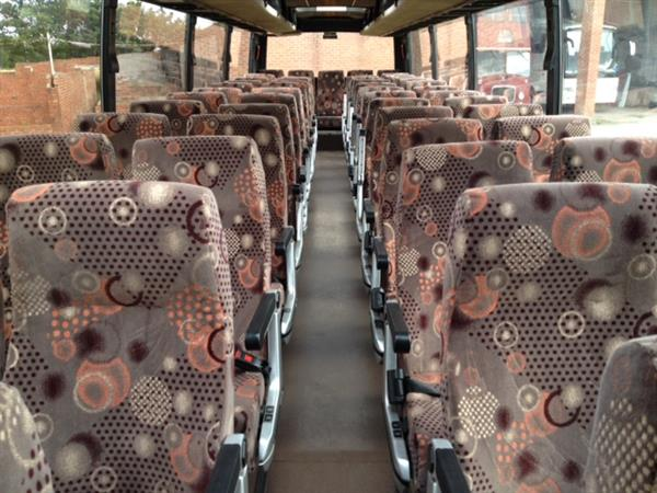 Volvo B10M, 1993 6 Speed Manual ZF, 53 Seats