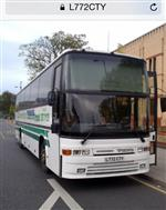 £6500 Volvo B10M, 1993 6 Speed Manual ZF, 53 Seats