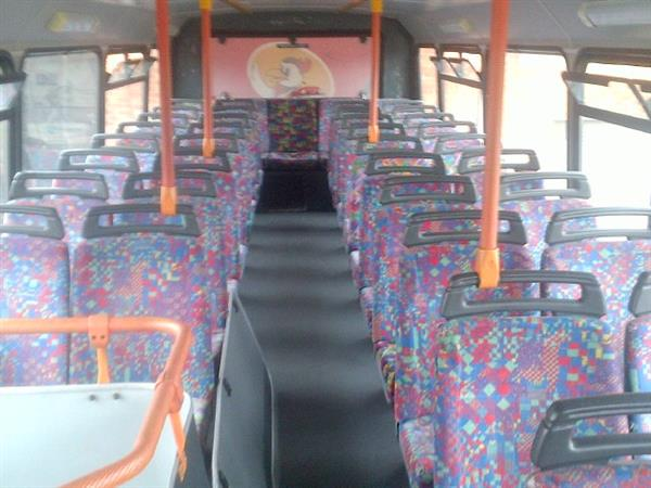 Vehicle Details: 1995 VOLVO OLYMPIAN DOUBLE DECKER BUS - +44 (0)1925 210220 - Used Coach Sales