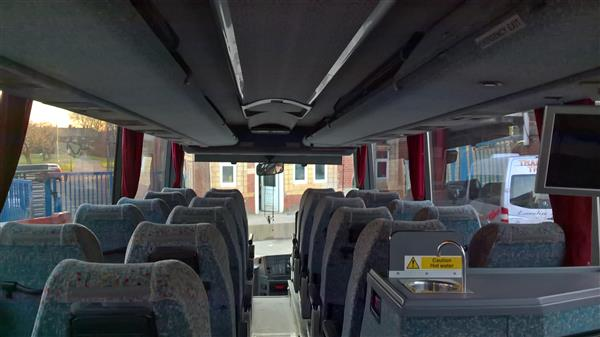 1999 MAN EOS VAN HOOL 49 SEATER EXECUTIVE COACH