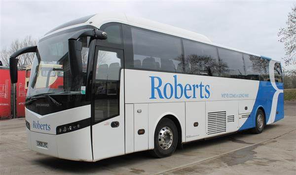 2009 VOLVO B12M JONCKHEERE 53 EXECUTIVE