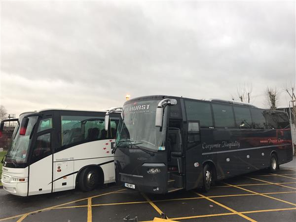 2007 BOVA MAGIQ EXECUTIVE  TOURING COACH