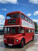 £29000 plus vat 1961 AEC  ROUTEMASTER  LONDON ICON