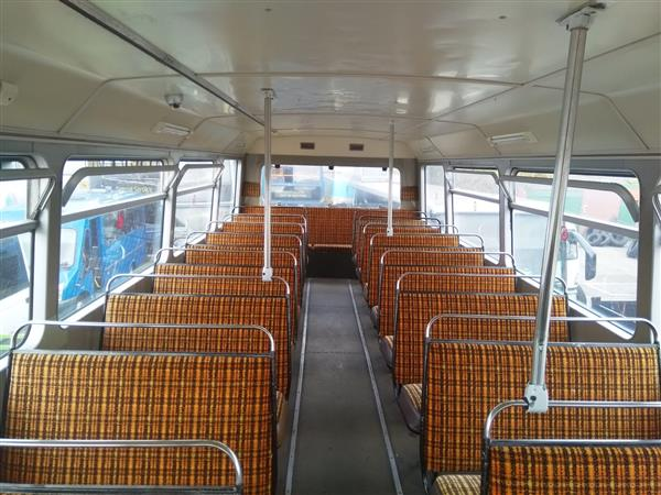 1984 LEYLAND OLYMPIAN DOUBLE DECKER CHOICE OF 2
