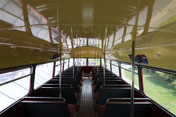 AEC DOUBLE DECKER ROUTEMASTER