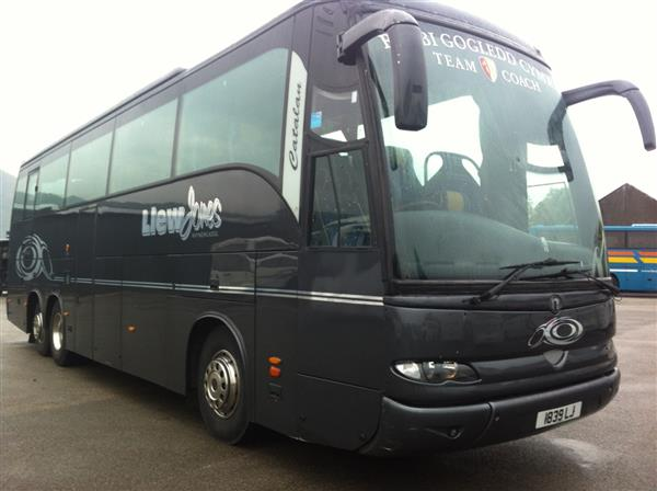 2004 Note Catalan touring coach