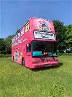2003 Exhibition or roadshow bus