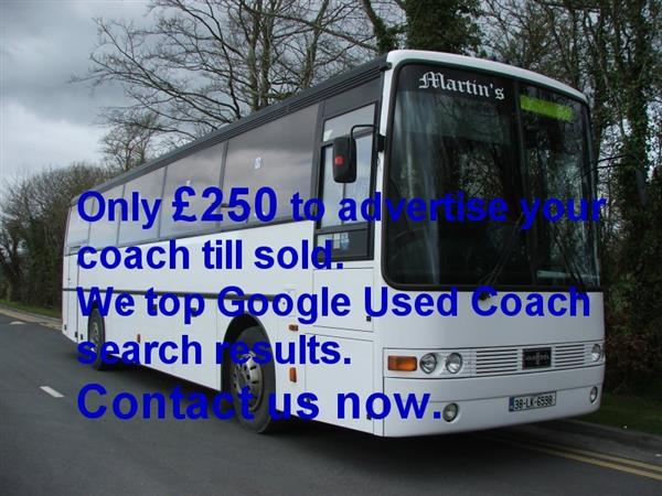 WE CAN SELL YOUR COACH, QUICKLY